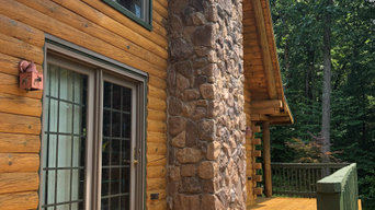 Log Home Makeover