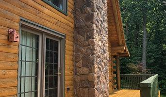 Log Home Makeover