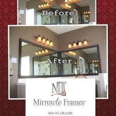 sample photos - Mirrorcle Frames