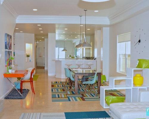 moderne kinderzimmer mit kalkstein ideen design bilder. Black Bedroom Furniture Sets. Home Design Ideas