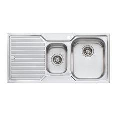 Kitchen Sinks Online Australia Buy Small Kitchen Sinks at The Blue ...