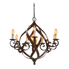Gramercy Chandelier Currey In A Hurry