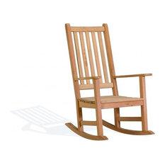 Franklin Rocking Chair, Natural Shorea