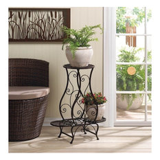 Hourglass Triple Plant Stand