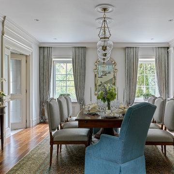 Фотосъемка дома в Аносино для Salone Classic
