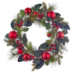Wreaths And Garlands by Kurt S. Adler, Inc.