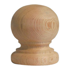 "Traditional Finial for a 4"" Post"