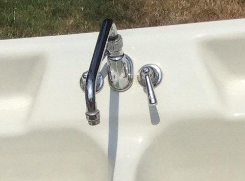 Vintage Crane Sink Faucet Any Creative Ideas