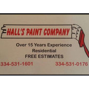 Hall's Painting Company's photo