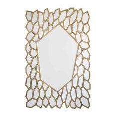 EMDE Golden Nest Mirror