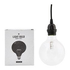 Light Up Glödlampa Halogen E27 18W