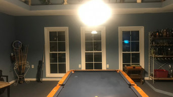 Holly Game Room Remodel