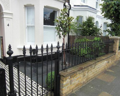 Victorian Garden Design Houzz