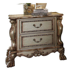 Acme Dresden 2-Drawer Nightstand 23163