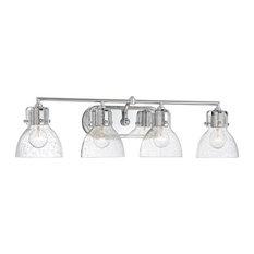 Bathroom Vanity Lights Clear Glass vanity light backplate bathroom vanity lights | houzz