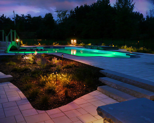 - A Backyard Resort In Kanata North (with A Floating Fire Pit)