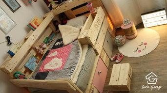 Kinderzimmer einrichten - Passgenaues Bett mit vielen Extras