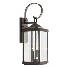 "Progress Lighting P560022 Gibbes Street 2 Light 22"" Tall Outdoor - Antique"