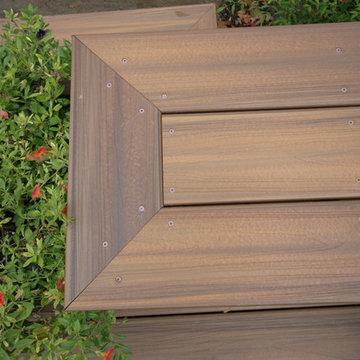 Fiberon bench