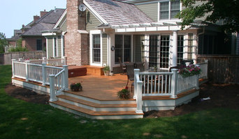 Best Deck And Patio Builders In Oak Park IL