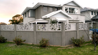 Decorative Screen Fence Panel Inserts