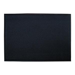Nero Rubber Mat, 70x50 cm