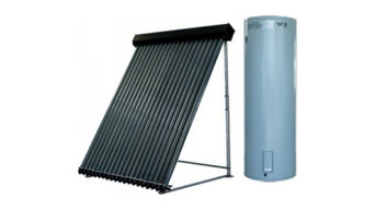 Apricus Solar Hot Water System 250L - Electric Boost