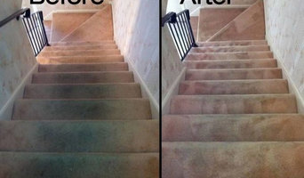 Before & After Carpet Cleaning in Fort Story, VA