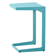 Cane-Line Time Out Side Table, Aqua