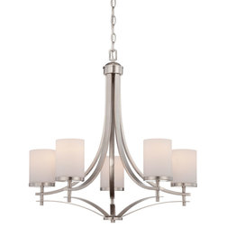 Elegant Transitional Chandeliers by Savoy House