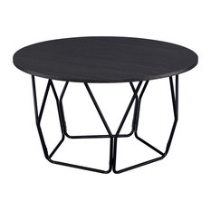 ACME Sytira Coffee Table, _ and Black