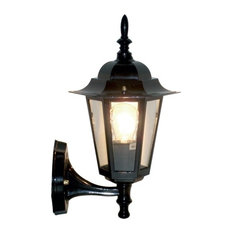 Shop traditional outdoor lighting on houzz for your home houzz castille exterior wall bracket in black outdoor wall lights and sconces aloadofball Gallery
