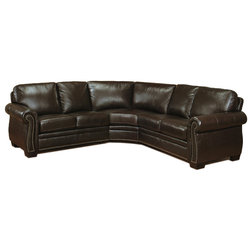 Traditional Sectional Sofas by Abbyson Living