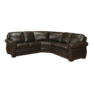 Peachy Abbyson Living Ryan 6 Piece Sectional Sofa Contemporary Pdpeps Interior Chair Design Pdpepsorg