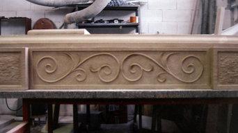 PUCCI MARMI. Lavorazione marmo e pietra per edilizia, pavimenti in marmo