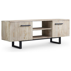 Industrial Entertainment Centers And Tv Stands by Houzz