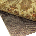Rug Pad Corner - Ultra Runner Rug Pad, 2'x8' - Prevents any rug slipping on any floor with 100% all natural rubber