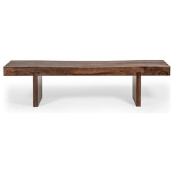 Contemporary Dining Benches by Houzz