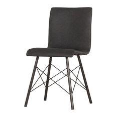 Winwood Dining Chair Ash Black