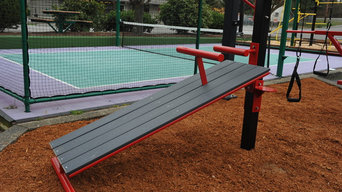 stayFIT Outdoor Fitness Equipment