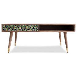Midcentury Coffee Tables by Edloe Finch Furniture Co.