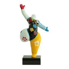 """""""Happy Girl"""" Sculpture"""