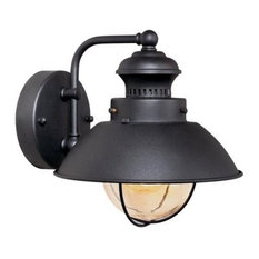 Vaxcel Lighting Harwich 1 Light Outdoor Wall Sconce