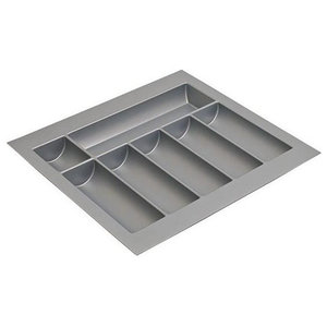 0fd439f44b4a Tower Expandable Cutlery Drawer Organizer - Contemporary - Kitchen ...