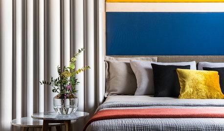 Проект недели: Спальня и... столовая — в комнате 20 кв.м