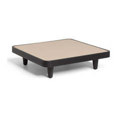 Paletti Outdoor Table, Light Taupe
