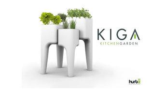 KiGA White