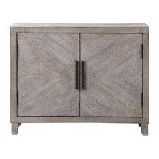 Uttermost Adalind Carolyn Kinder Fir Wood Iron And MDF Cabinet