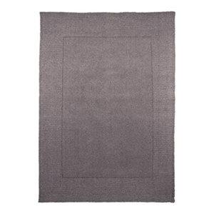 Tundra Siena Rug, Light Grey, 120x170 cm