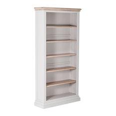 Tall Adjustable Bookcase